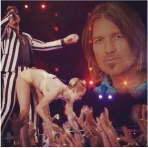 Miley Cyrus VMA'